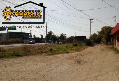 Terreno Comercial En Renta, Cuautla Oct-112