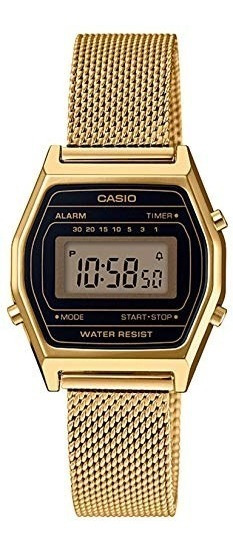 Relógio Casio Vintage La690wemy-1df C/nota Fiscal E Garantia