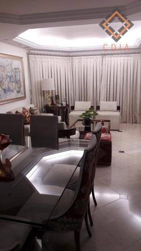 Apartamento Com 3 Dormitórios À Venda, 112 M² Por R$ 950.000,00 - Ipiranga - São Paulo/sp - Ap44557