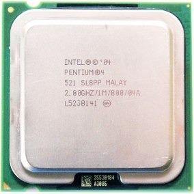 Processador Intel Pentium 4 2,93ghz Socket 775