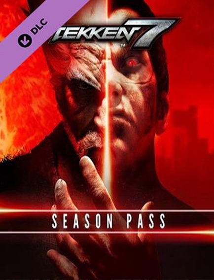 Tekken 7 Season Pass - Pc Steam Key