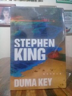 Duma Key De Stephen King, Novela.