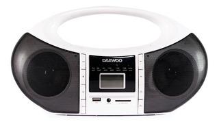 Radio Daewoo Dbb-1205 Am-fm Usb Led Sd Aux