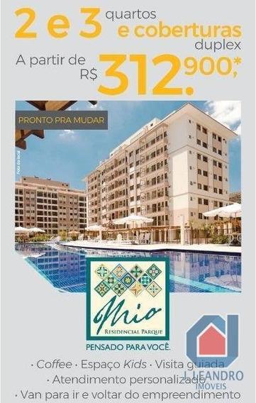 Apartamento Residencial À Venda, Barra Da Tijuca, Rio De Janeiro - Ap0165. - Ap0165