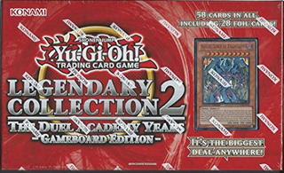 Yugioh Yugioh Legendary Collection 2 Gameboard Edition