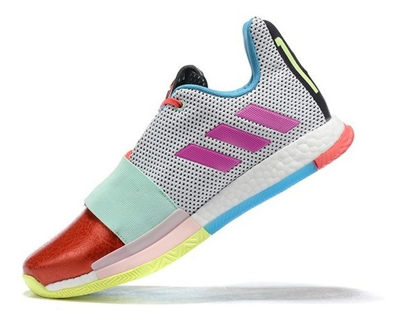 Tênis adidas Harden Vol. 3 Different Breed - Multi Cores