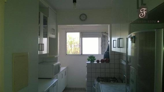 Apartamento Residencial À Venda, Jardim Dos Oliveiras, Campinas. - Ap0432