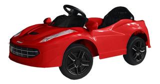 Carro Eléctrico Para Niños Control Remoto Batería 6v Prinsel