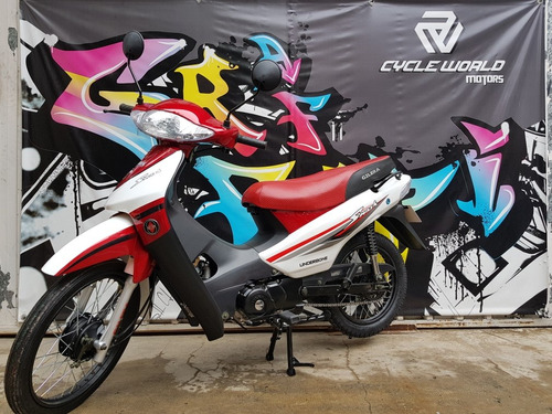Gilera Smash 110 Vs 0km 2021 Economico  Cycle World 14/5