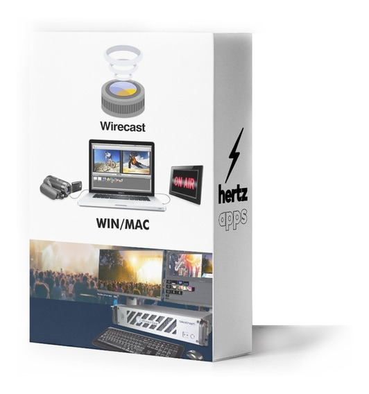 Telestream Wirecast Pro 11 Win/mac - Envio Inmediato!!