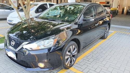 Nissan Sentra 2017 2.0 Sv Flex Aut. 4p