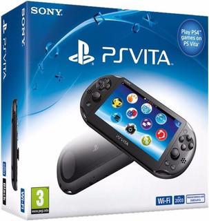 Psp Vita Sony Nuevo En Su Caja Boulevard De Sabana Gran 170v