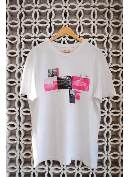 Camiseta Branca Esportes