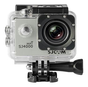 Camera Sj4000 Wifi Sjcam Original 1080p Full Hd Filmadora