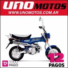 Motomel Max 110 Cub Zanella Hot 90