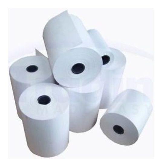 Rollos Térmico De 57 X 30 Caja X 100 Unidades Envio Gratis