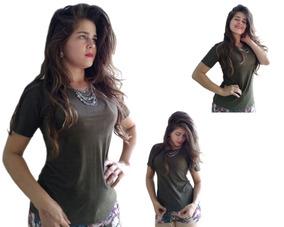 0b5c54475 Camisetas e Blusas para Feminino em Goiás no Mercado Livre Brasil