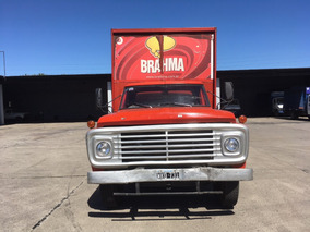 Ford F-600 Impecable