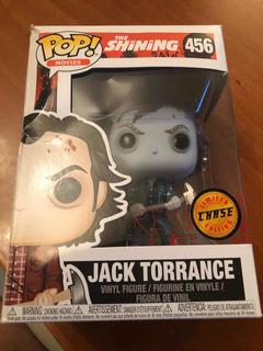 Funko Pop Jack Torrance Chase The Shining 456