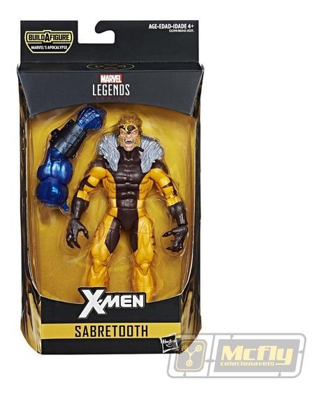 Marvel Legends Sabretooth X-men Hasbro Lacrado Original