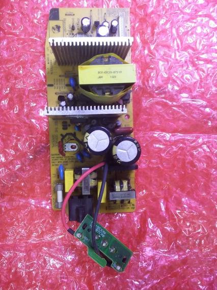 Placa Fonte Para System Panasonic Sa-akx36