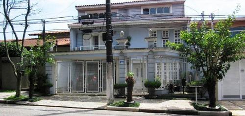 Sobrado Com 3 Dormitórios À Venda, 375 M² - Parque Espacial - São Bernardo Do Campo/sp - So20483