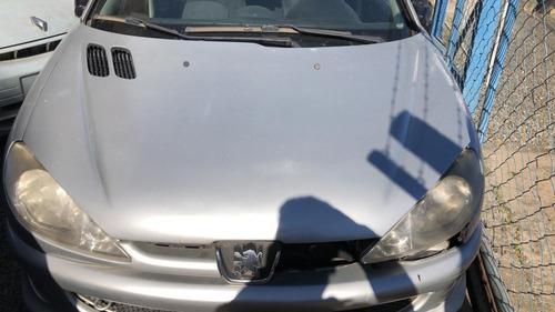 (4) Sucata Peugeot 206 1.6 16v Aut.  2007  (retirada Peças)