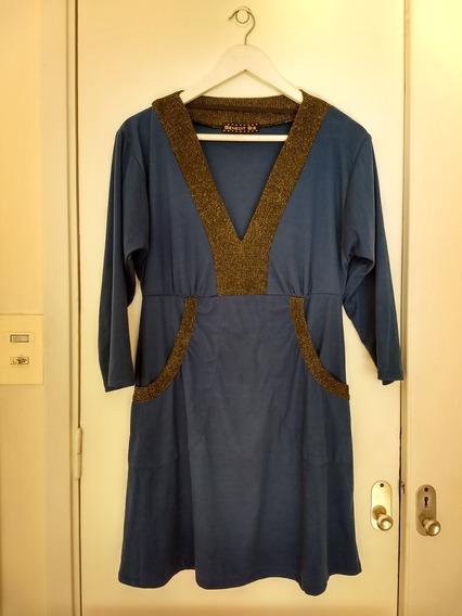 Vestido Tunica Diseño Exclusivo Talle M