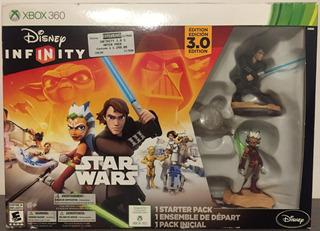 Disney Infinity 3.0 Starter Pack Star Wars Xbox 360