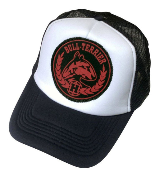 Gorras Trucker Hf ® Rojo Y Negro En Stock Originales!!