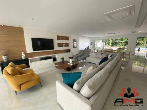 Imagem 1 de 15 de Casa Com 6 Dormitórios À Venda, 750 M² Por R$ 11.000.000,00 - Riviera - Módulo 12 - Bertioga/sp - Ca1021