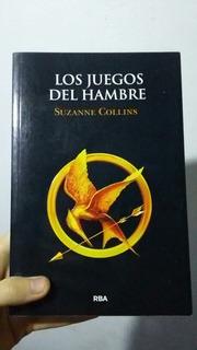 Libro De Los Juegos Del Hambre Original (economico)
