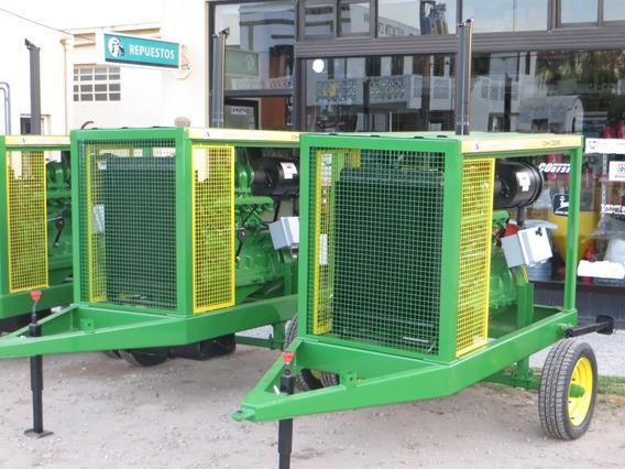 Motores De Riego Y Generadores Con Motor John Deere