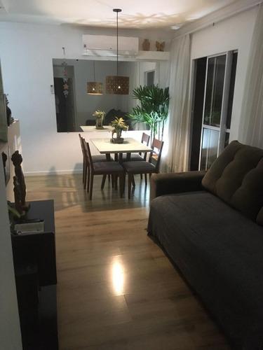 Apartamento Com 2 Dormitórios À Venda, 52 M² Por R$ 215.000,00 - Parque Da Amizade (nova Veneza) - Sumaré/sp - Ap0130