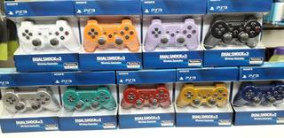 Control Playstation 3 Ps3 Inalambrico Dualshock 15 Verdes