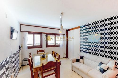 Apartamento En Peninsula, Cerca Del Puerto De 2 Dor, 1 Baños.- Ref: 1856
