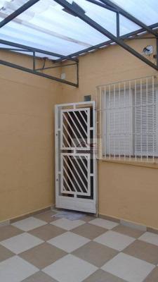 Casa Residencial Para Locação, Parque Novo Mundo, São Paulo. - Ca0466