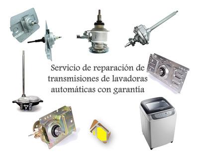 Reparación De Transmisiones De Lavadoras Automáticas