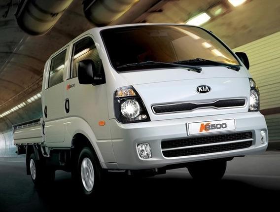 Kia K 2500 Doble Cabina, Con Aire, Con Caja Y Esp | Neostar