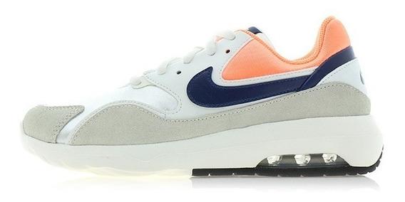 Tenis Nike Unisex Blancos Wmns Air Max Nostalgic 916789102