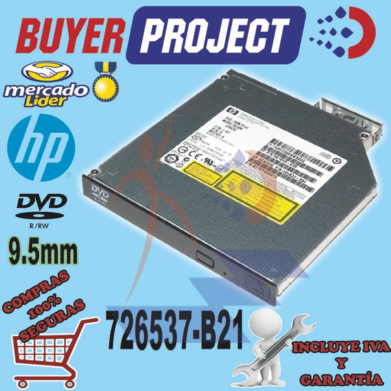 Dvd-writer Hp Sata 9.5mm 24x Para Server Hp Proliant Gen9