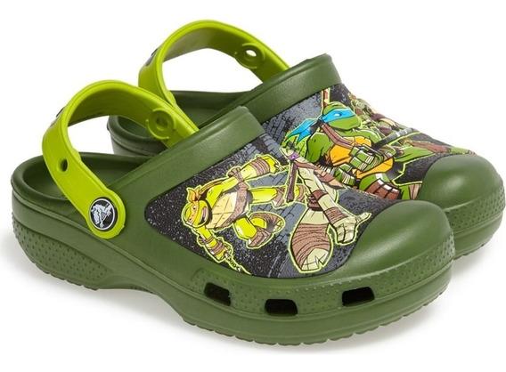 Sandálias Crocs Frozen Star Wars Dora Scooby Doo Originais