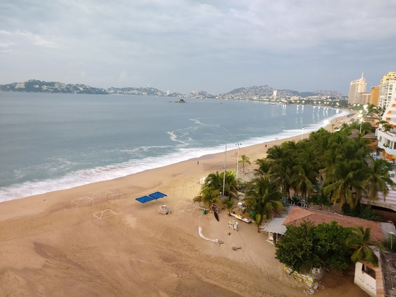 Departamento Hotel Emporio Con Playa Bugambilias Acapulco