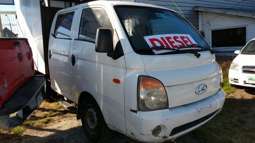 Hyundai Porter Hr Dcab 2.5 Diesel