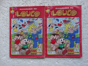Almanaque Do Louco Nº 1! Panini Fev 2011!