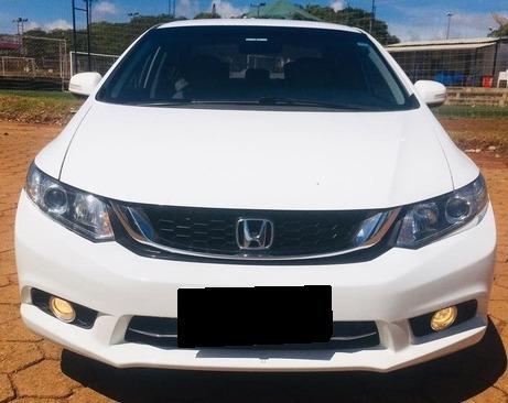 Honda Civic Lxr 2.0 Vtec