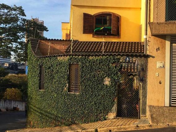 Sobrado Residencial À Venda, Jardim Bebedouro, Guarulhos. - So0033