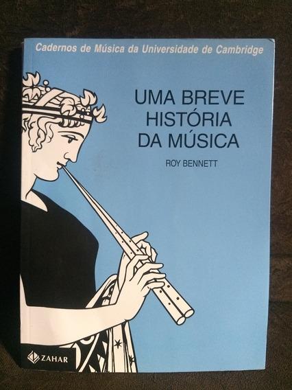 Elementos Básicos Da Música.uma Breve História Da Música