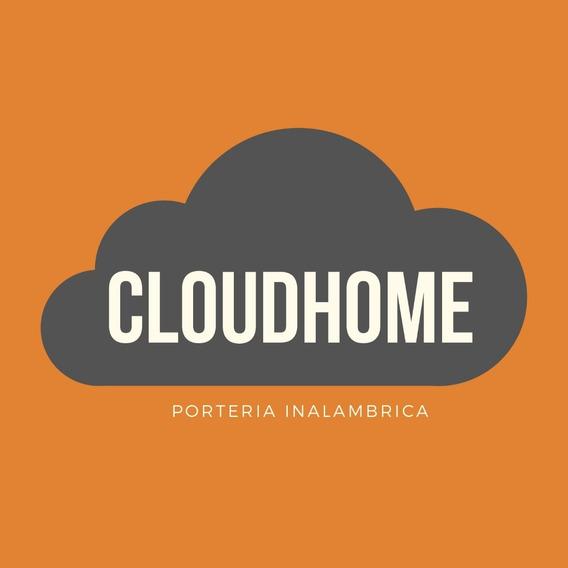 Portero Inalámbrico Para Hogares Via Internet - Cloudhome