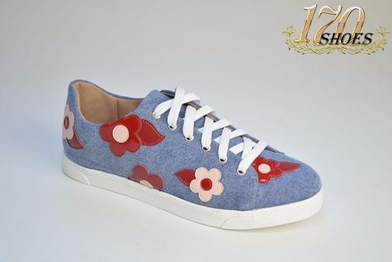 Oxford Feminino Sapato Oxford Fl Lançamento - 170 Shoes